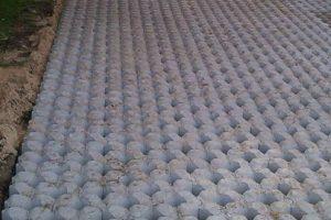 Grasblokken leggen Doe boerderij An't Hoag 1
